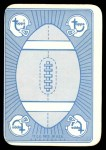 1971 Topps Game #17  Floyd Little  Back Thumbnail