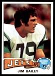 1975 Topps #398  Jim Bailey  Front Thumbnail