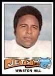 1975 Topps #485  Winston Hill  Front Thumbnail
