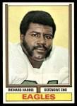 1974 Topps #216  Richard Harris  Front Thumbnail