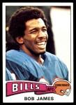 1975 Topps #299  Bob James  Front Thumbnail