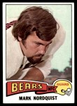 1975 Topps #337  Mark Nordquist  Front Thumbnail