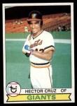 1979 Topps #436  Hector Cruz  Front Thumbnail