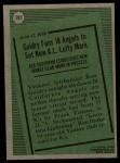 1979 Topps #202   -  Ron Guidry Record Breaker Back Thumbnail