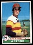 1979 Topps #158  Joe Sambito  Front Thumbnail