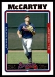2005 Topps #1   -  Bill McCarthy First Year Front Thumbnail