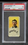1909 T206  William Otey  Front Thumbnail
