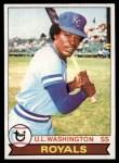 1979 Topps #157  U.L. Washington  Front Thumbnail