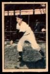 1952 Berk Ross  Monte Kennedy  Front Thumbnail