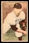 1952 Berk Ross  George Spencer  Front Thumbnail
