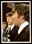 1964 Topps Beatles Color #39   John and paul interviewing Front Thumbnail