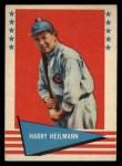 1961 Fleer #42  Harry Heilmann  Front Thumbnail