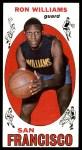 1969 Topps #36  Ron Williams  Front Thumbnail