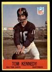 1967 Philadelphia #114  Tom Kennedy  Front Thumbnail