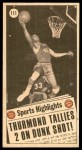 1970 Topps #111   -  Nate Thurmond  All-Star Back Thumbnail