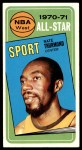 1970 Topps #111   -  Nate Thurmond  All-Star Front Thumbnail