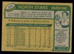 1980 Topps #253  Fred Barrett  Back Thumbnail