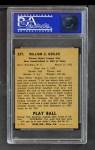 1940 Play Ball #237  Willie Keeler  Back Thumbnail