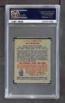 1949 Bowman #181  Gus Niarhos  Back Thumbnail