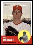 2012 Topps Heritage #478  Roy Oswalt  Front Thumbnail