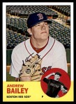2012 Topps Heritage #368  Andrew Bailey  Front Thumbnail