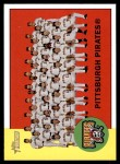 2012 Topps Heritage #151   Pittsburgh Pirates Front Thumbnail