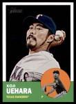 2012 Topps Heritage #370  Koji Uehara  Front Thumbnail