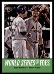 2012 Topps Heritage #331   -  Josh Hamilton / Albert Pujols World Series Foes Front Thumbnail