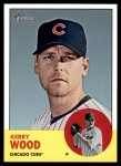 2012 Topps Heritage #113  Kerry Wood  Front Thumbnail