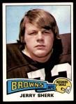 1975 Topps #507  Jerry Sherk  Front Thumbnail