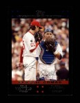 2007 Topps Update #281  Cole Hamels  Front Thumbnail