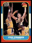 1986 Fleer #106  Steve Stipanovich  Front Thumbnail
