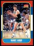 1986 Fleer #4  Danny Ainge  Front Thumbnail