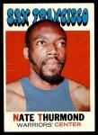 1971 Topps #131  Nate Thurmond  Front Thumbnail