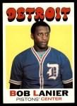 1971 Topps #63  Bob Lanier  Front Thumbnail
