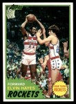 1981 Topps #42  Elvin Hayes  Front Thumbnail