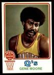 1973 Topps #223  Gene Moore  Front Thumbnail