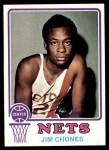 1973 Topps #259  Jim Chones  Front Thumbnail