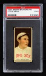1912 T207  Clyde Engle    Front Thumbnail