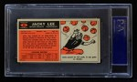 1965 Topps #56  Jacky Lee  Back Thumbnail