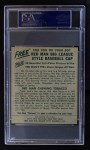 1954 Red Man #10 NL Red Schoendienst  Back Thumbnail