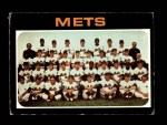 1971 Topps #641   Mets Team Front Thumbnail