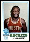1973 Topps #32  Stan McKenzie  Front Thumbnail