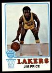 1973 Topps #38  Jim Price  Front Thumbnail