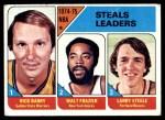 1975 Topps #6  Rick Barry / Larry Steele / Walt Frazier  Front Thumbnail