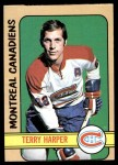 1972 Topps #119  Terry Harper  Front Thumbnail