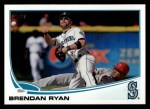 2013 Topps #277  Brendan Ryan   Front Thumbnail