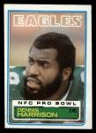 1983 Topps #141  Dennis Harrison  Front Thumbnail