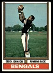 1974 Topps #35 ONE Essex Johnson  Front Thumbnail