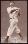 1939 Exhibits Salutations  Rudy York   Front Thumbnail